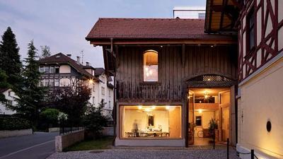 Oeconomiegebäude Josef Weiss, Architektur: Julia Kick