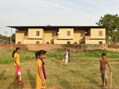 BASEhabitat_Sunderpur housing India