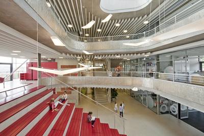 baubesprechung 34 - Schul- und Kulturzentrum Feldkirchen/Donau